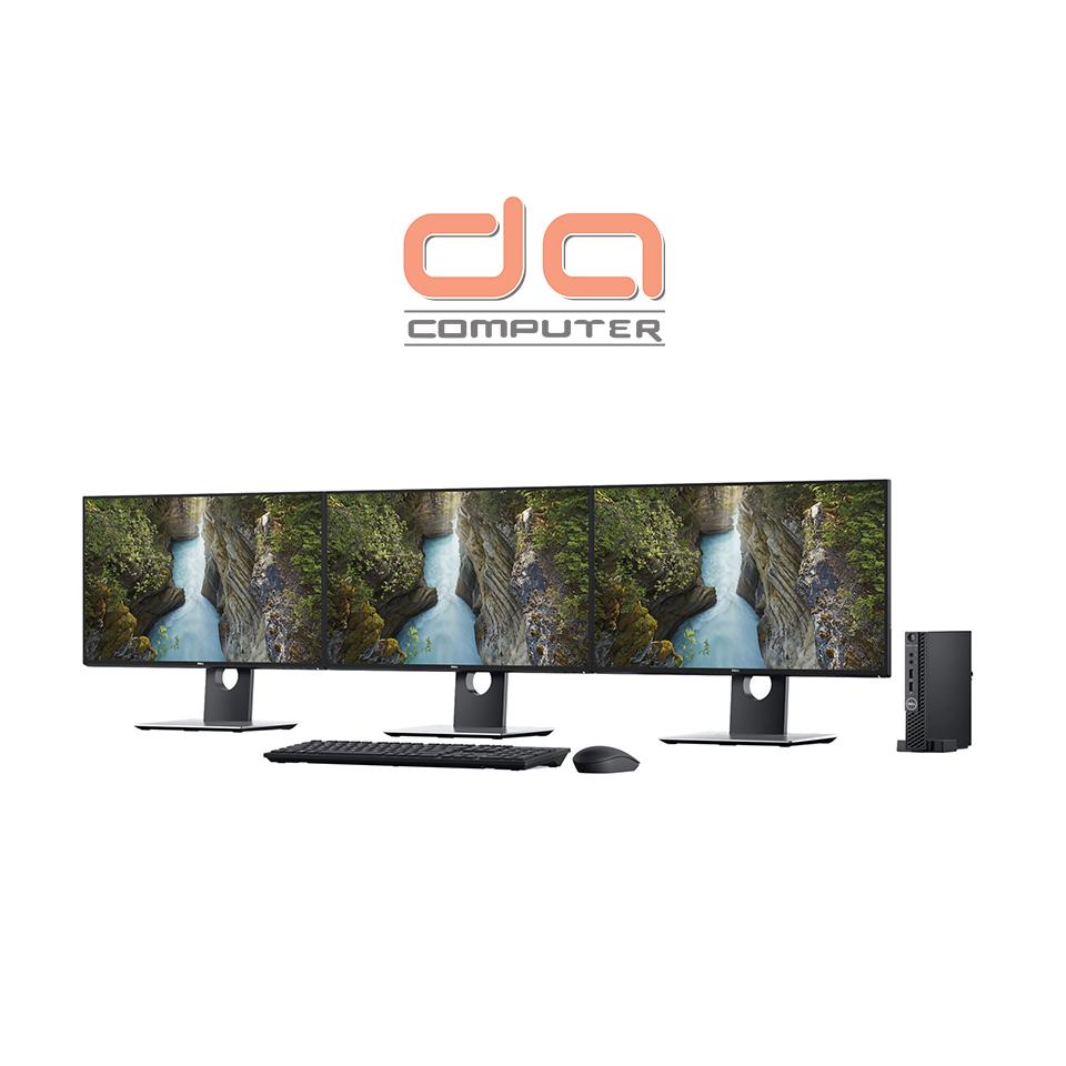 Dell OptiPlex 3060 MICRO ( i7 - 8700T Intel Core i7 2 4GHz