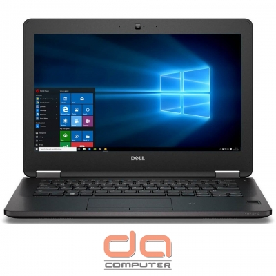 "Dell Latitude E5270 ( Core i5 - 6300U | 8GB | 256GB M.2 SSD | Intel HD 520 | 12.5"" HD  