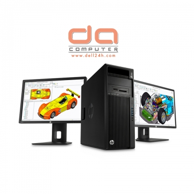 HP Z440 Workstation ( E5 -1620 v3 Intel Xeon 3.5GHz | 32GB RAM | 240GB SSD + 1TB | DVDRW | 4GB Quadro K2200 | Windows 10 Pro 64 bit )