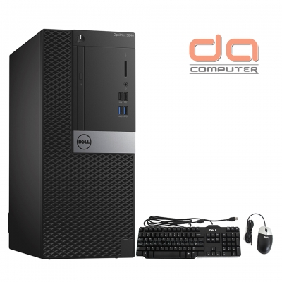 Dell OptiPlex 5040 MT ( i5 - 6500 Intel Core i5 3.2GHz | 8GB | 120GB M2 SSD | DVDRW | Intel HD 530 | Windows 10 Pro 64 bit )