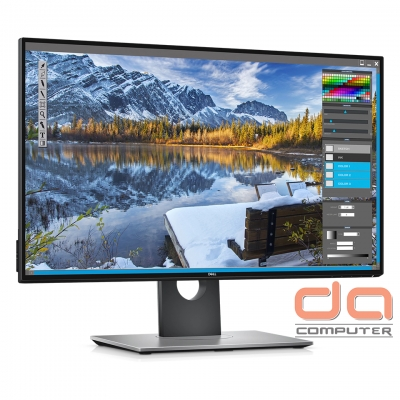 "DELL U2718Q UltraSharp 27"" InfinityEdge HDR IPS WLED 4K , HDMI, Display Port, USB 3.0, USB 3.0 BC 1.2, Audio Line out"