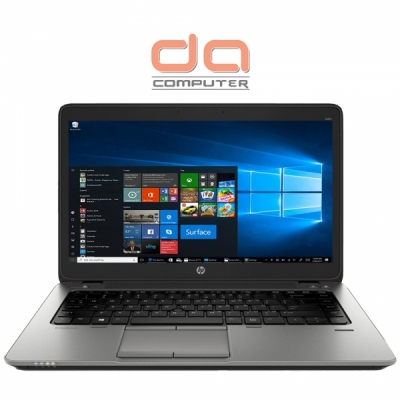 "HP ElitteBook 840 G2 ( Core i5 5300U | 4GB RAM | 120GB SSD | Intel HD 5500 | 14"" HD 