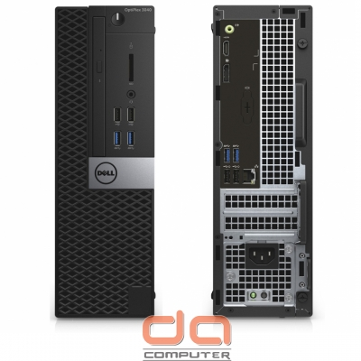 Dell OptiPlex 3050 SFF ( i3 - 7100 Intel Core i3 3.9GHz | 8GB | 500GB | DVDRW | Intel HD 630 )