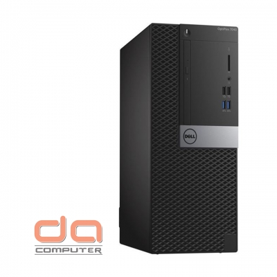 Dell OptiPlex 7040 MT ( i5 - 6500 Intel Core i5 3.2GHz | 8GB | 120GB  M.2 SSD | DVDRW | HD 530 | Windows 7 Pro 64 bit )