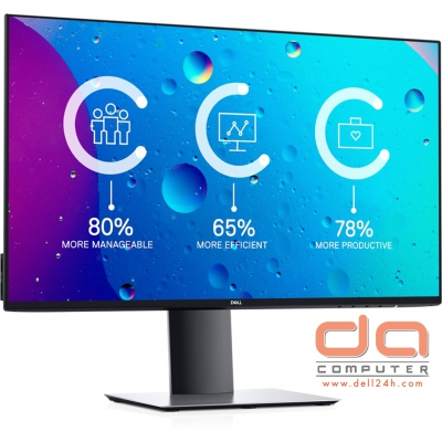 "DELL U2419HC UltraSharp 23.8"" InfinityEdge IPS WLED ( 1920 x 1080 ) , HDMI, Display Port, USB 3.0 - USB Tpye - C port"